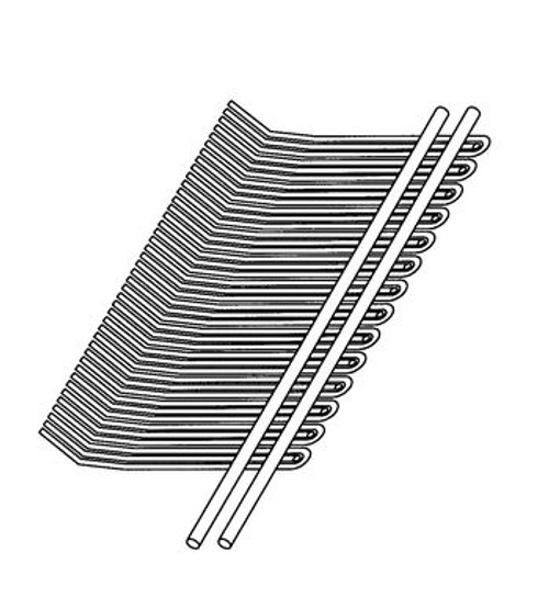 Biro Pro 9 - Front Wire Comb - B301F