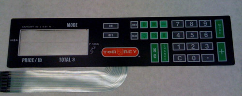TorRey MFQ Replacement Key Pad