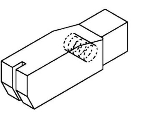 Hobart Filler Block Nylon - H106