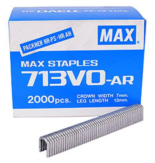 "Salco 713 Hog Rings for MAX Packer. 9/16"" length. Aluminum - 2,000/box."