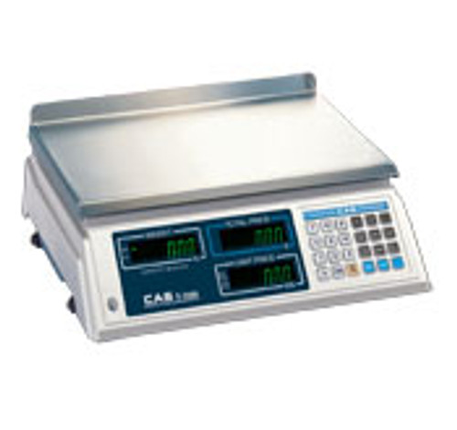 CAS S-2000 Price Computing Scales