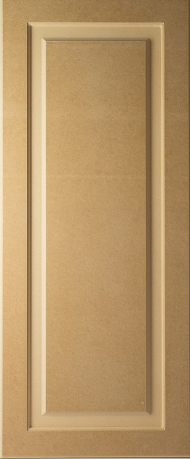 "Sample MDF Cabinet Door 12"" x 12"""