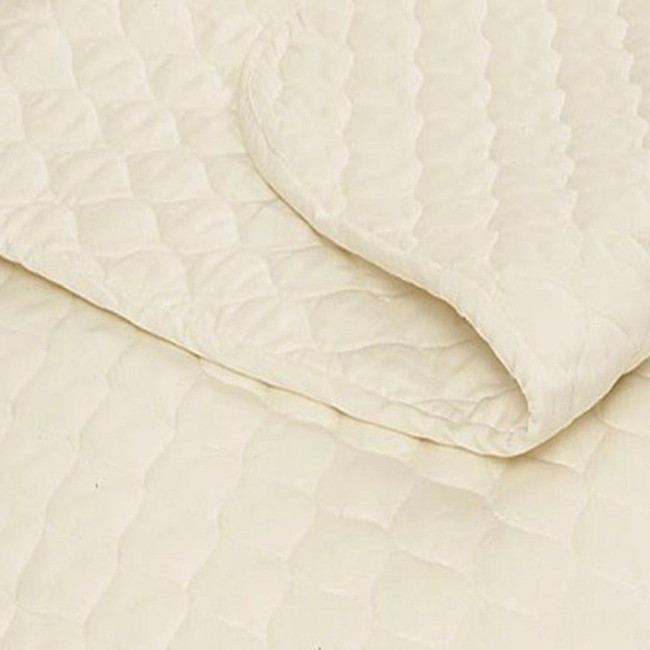 Organic cotton mattress pad mattress pad All cotton mattress pad 100% cotton mattress pad organic mattress pad