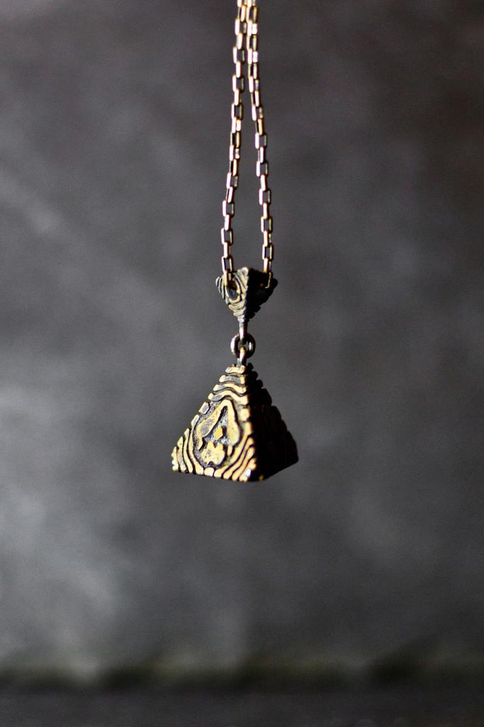 Triad Core Necklace