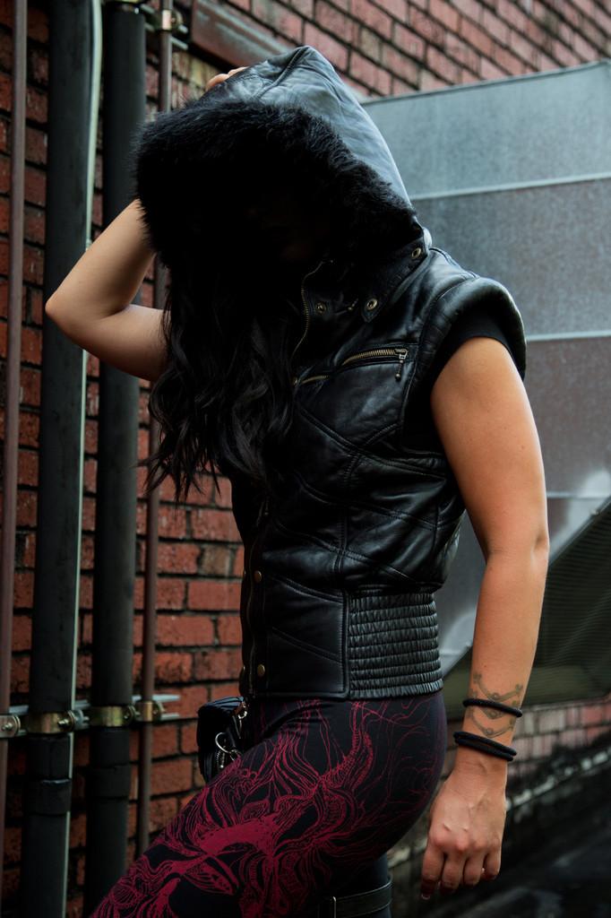 Puma Vest - Leather Edition