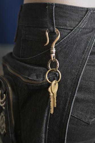 Swivel Key Hook