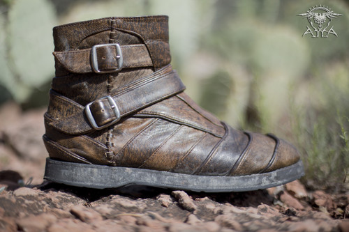 Vajra Moto Lowcut Boots - Clearance