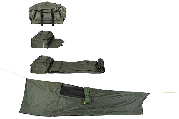 SEASONFORT EXPANSE Backpack Bed