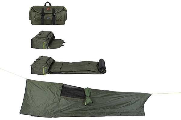 SEASONFORT UNTAMED Backpack Bed
