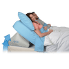 Easily raise and lower your bed with the Mattress genie