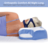 Orthopedic support promotes proper alignment for airflow
