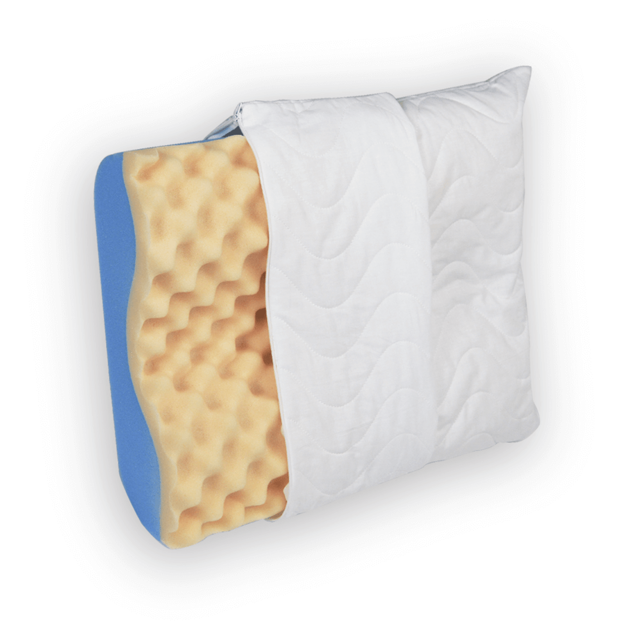 Contour Pillow 174 Cervical Neck Support Bed Pillow Created