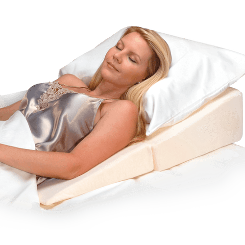 Bed Wedge Helps Reduce Night Time Acid Reflux