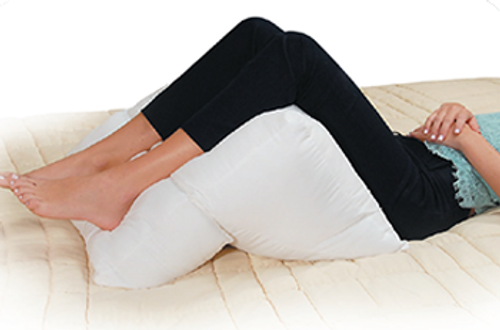 Flip Pillow In King Size For Support And Comfort From Head