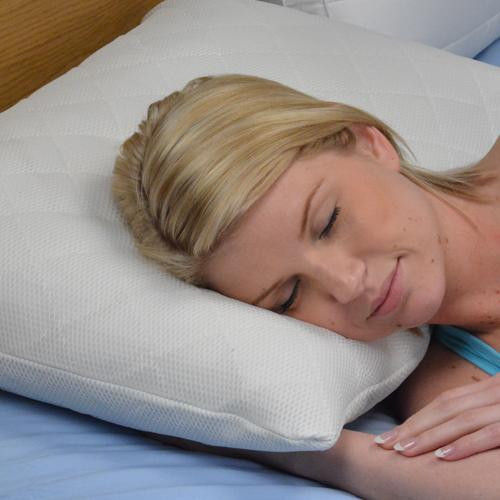 Warm And Cool Reversible Pillow Cover For Hot Or Cold Sleepers