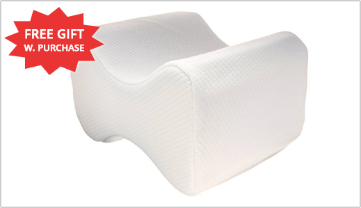 Free Extra Cover With Leg Pillow Purchase, Shop Leg Pillows Now!