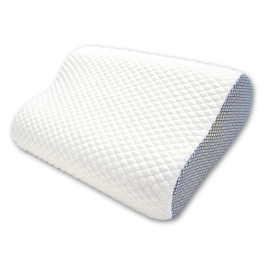 Premium Cool To The Touch Contoured Pillow Case Perfect