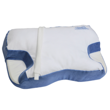 CPAP Pillow 2.0 provides CPAP users with added support and comfort.