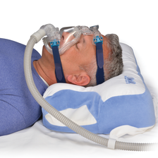 Neck comfort and support aligns your head, neck and spine