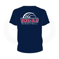 Tamar Slay Basketball Short Sleeve T-Shirt
