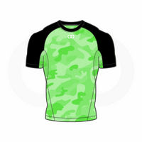 Green Camo - Front