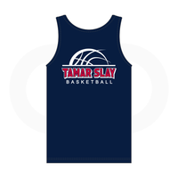 Tamar Slay Basketball Tank Top