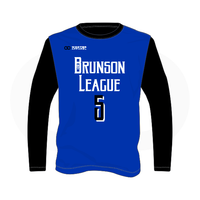 Brunson League Long Sleeve Shooting Shirt