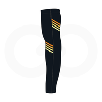 Hoops in the Sun Compression Arm Sleeve