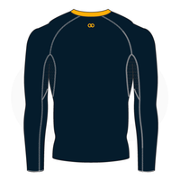 Millikan Lacrosse Long Sleeve Compression Shirt