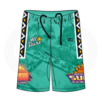 Hoops in the Sun All Stars Shorts