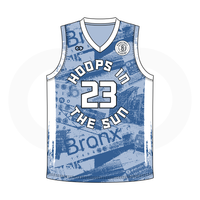 Hoops in the Sun 10-12-14-16-18U Jerseys