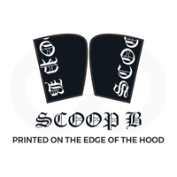 Scoop B Brand I love it' Hoodie