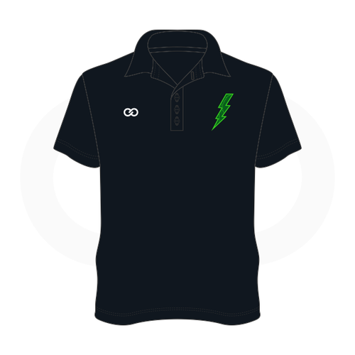 Crosstown Thunder Baseball Polo Shirt