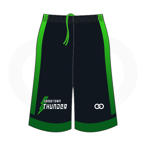 Crosstown Thunder Baseball Shorts