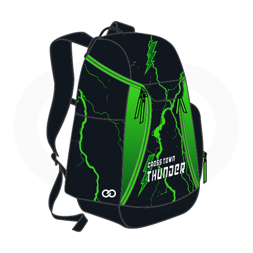 Crosstown Thunder Softball Backpack