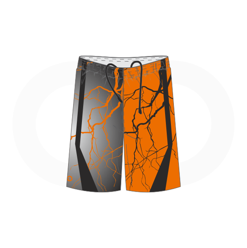 Tennessee Sparks Basketball Shorts Home