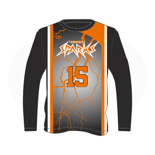 Tennessee Sparks Basketball Shooting T-Shirt