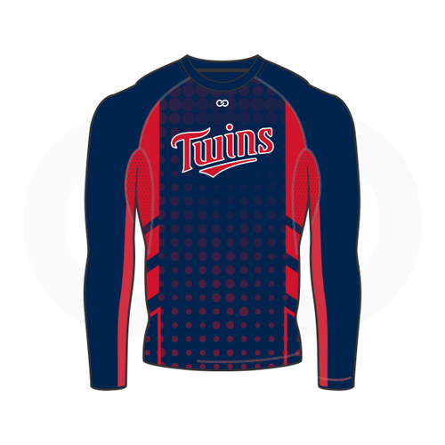Arlington Twins Compression Long Sleeve Shirt