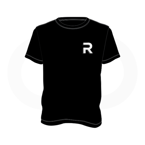 Rooghz Round Neck T-Shirt (Style 2)