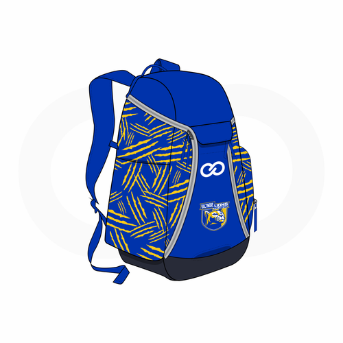 Baltimore Lions Basketball Backpack