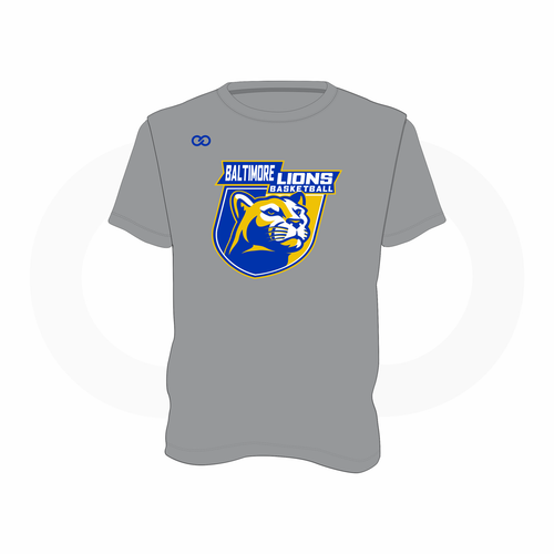 Baltimore Lions Basketball T-Shirt