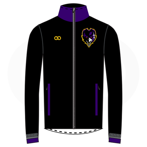 Ravens Warm Up Jacket