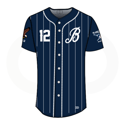 Blanchester Youth Baseball Jersey