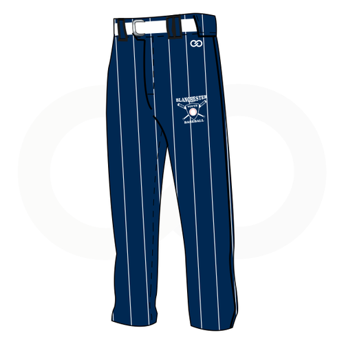 Blanchester Youth Baseball Pants