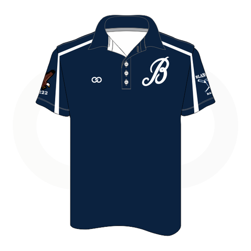 Blanchester Youth Baseball Polo Shirt