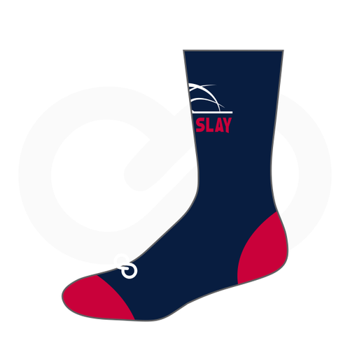 Tamar Slay Basketball Socks