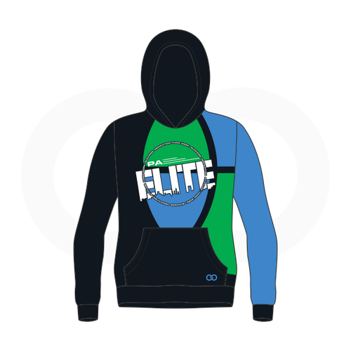 PA Elite Basketball Hoodie (Option 2)