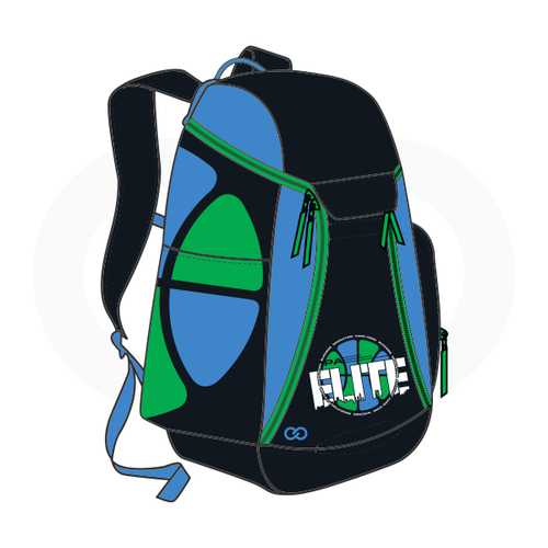 PA Elite Basketball Backpack (Option 2)