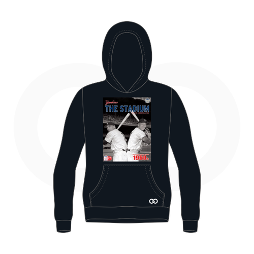 Stanton and Judge Black Hoodie
