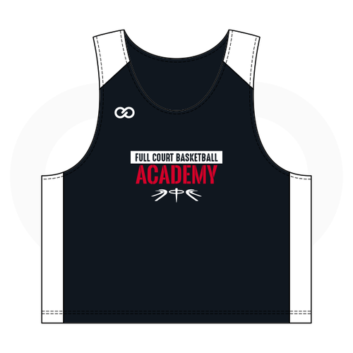 Full Court Basketball Academy Reversible Pinnies